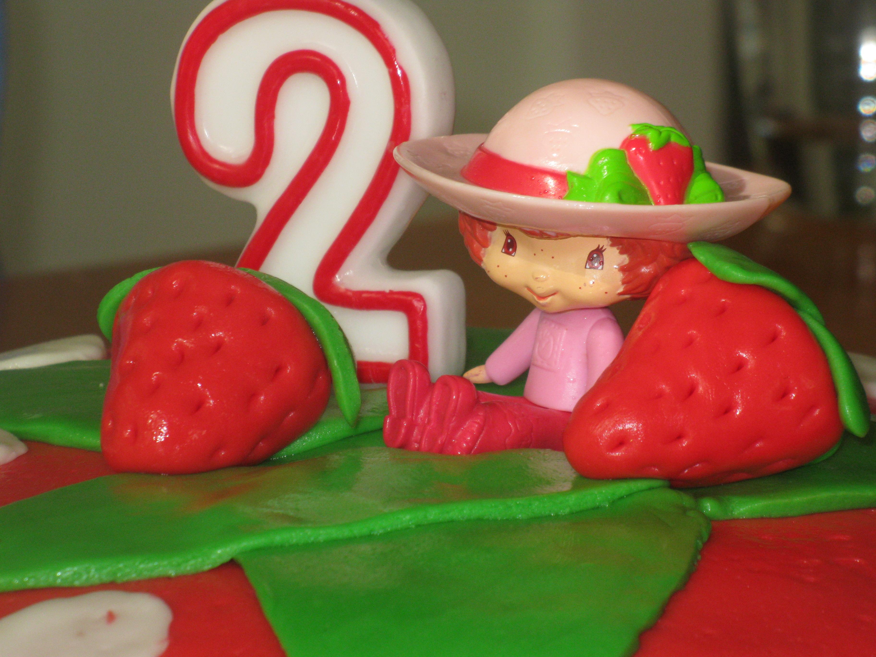 Eco-Friendly Birthday Party Tips and Vegan Fondant Birthday Cake ...