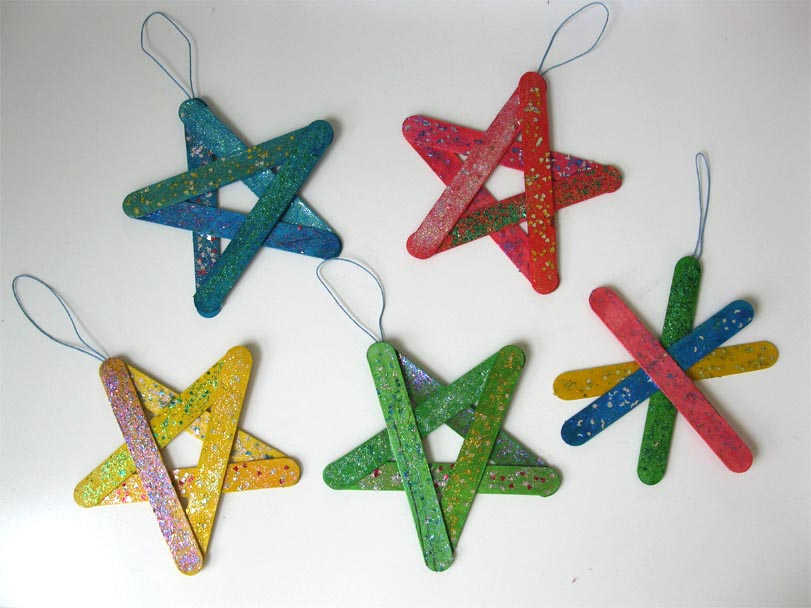 Christmas Kids Star Craft
