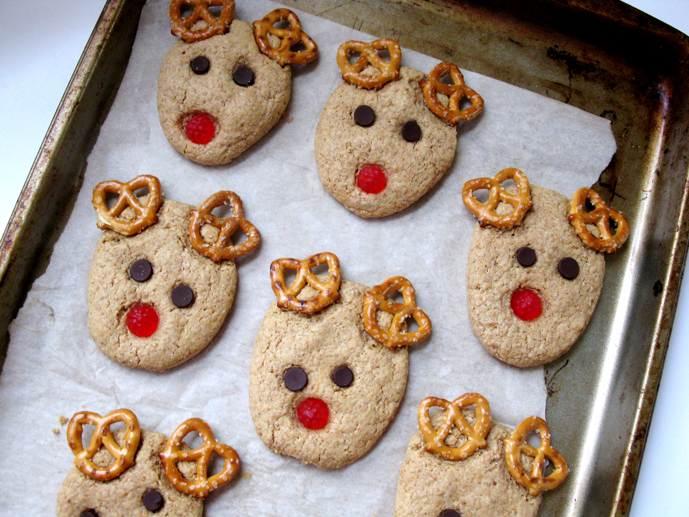 Rudolph Cookies Live Learn Love Eat