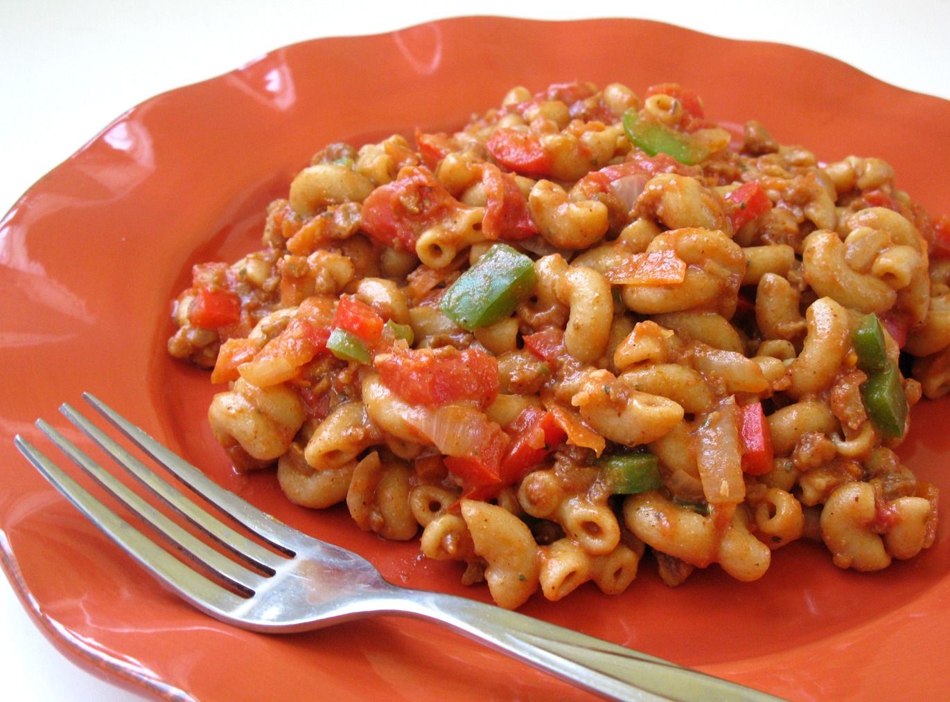 Hearty & Healthy Macaroni Goulash | Live. Learn. Love. Eat.