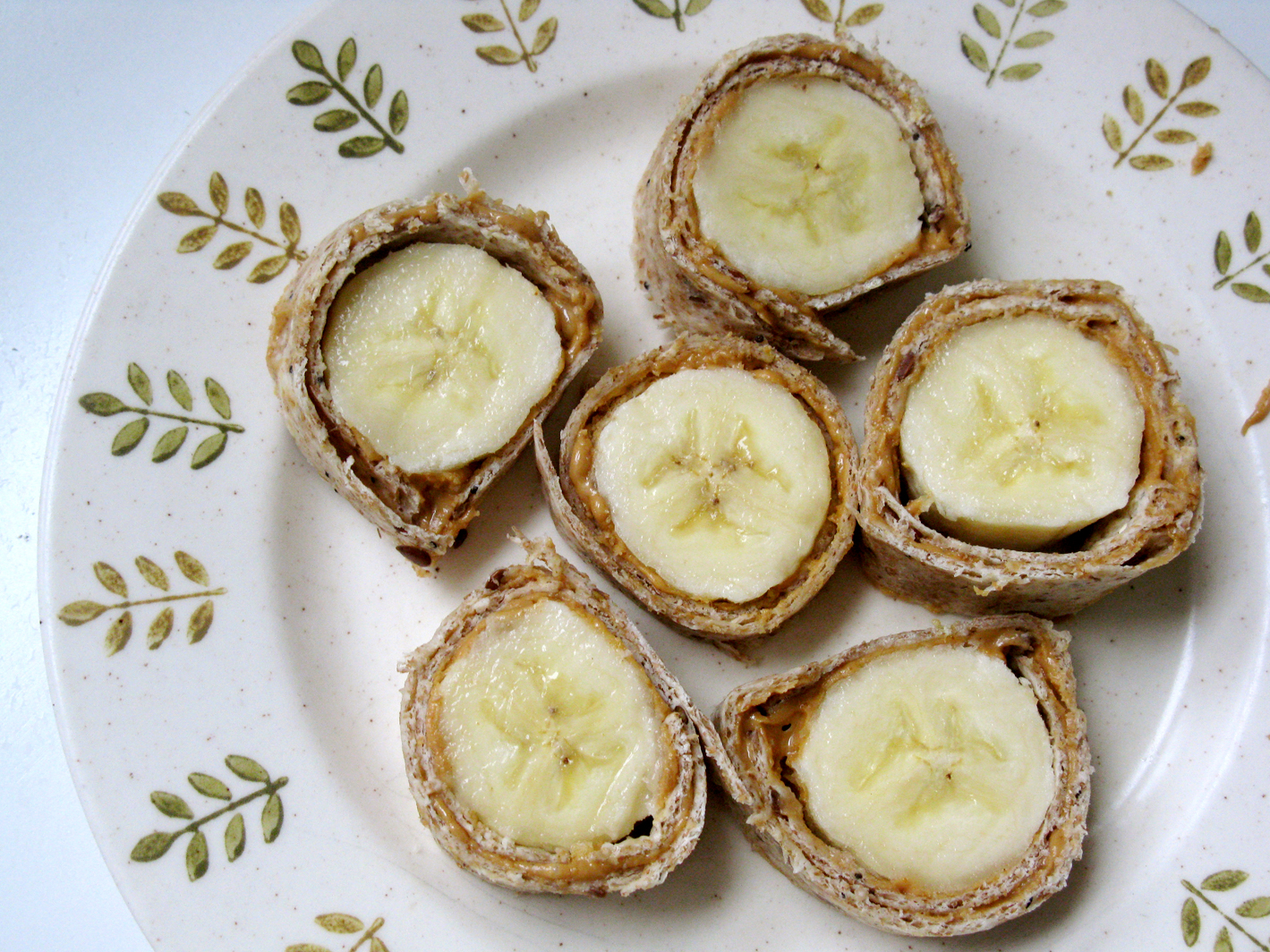 Easy Kid-Friendly Vegan Snacks – Cashew Butter Banana ...