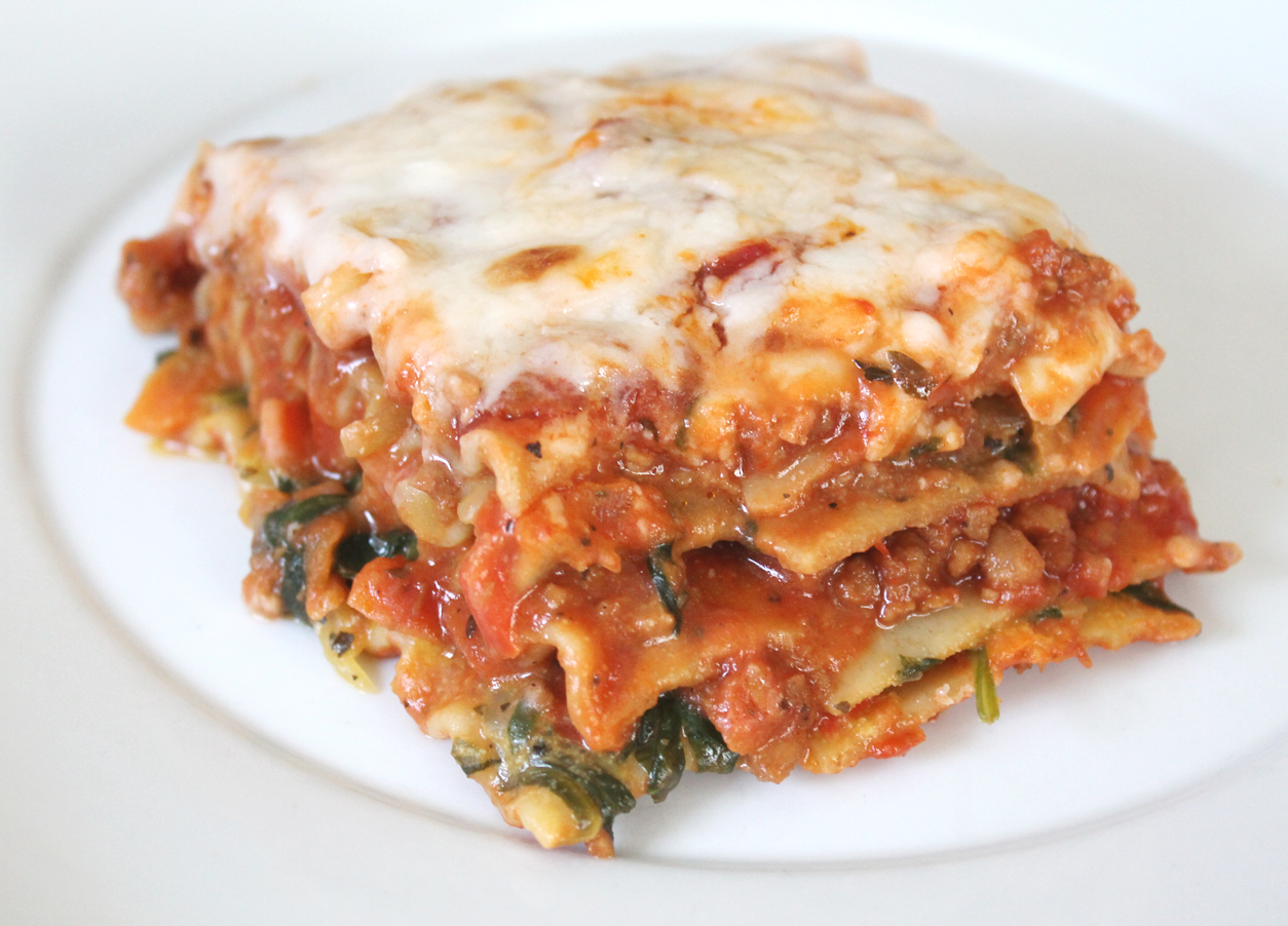 La La Lasagna | Live. Learn. Love. Eat.
