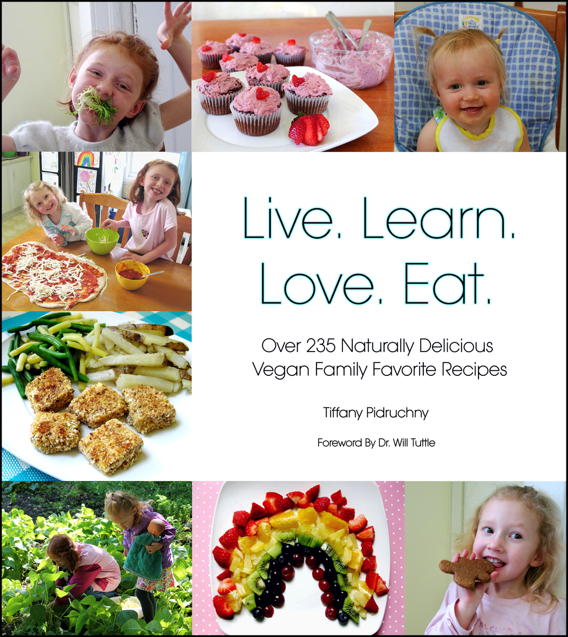 The book live learn love eat the book forumfinder Choice Image
