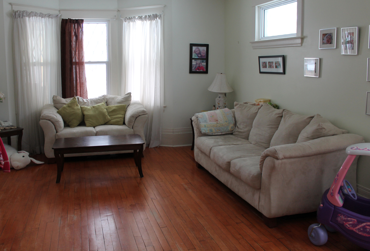 Clean Living Room Before After Sha excelsiororg