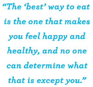 Best diet quote