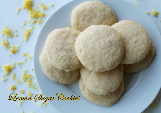 lemon-sugar-cookies